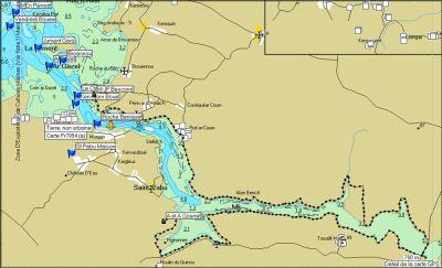 Du Vihl à landéda, en passant par Tréglonou, arrivée à Brenduff, Saint Pabu,vers 16h...
