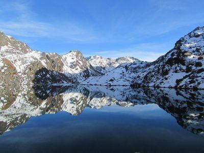 Le lac sacré!!