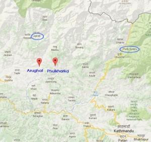 arughat-Phulkharka